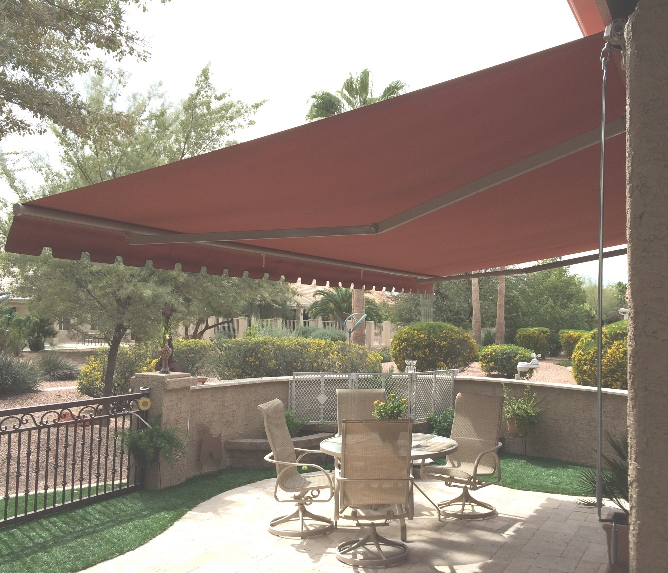 Sunchoice Retractable Patio Awnings Incredible Deals